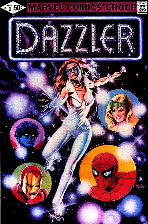 Dazzler #1 – 42