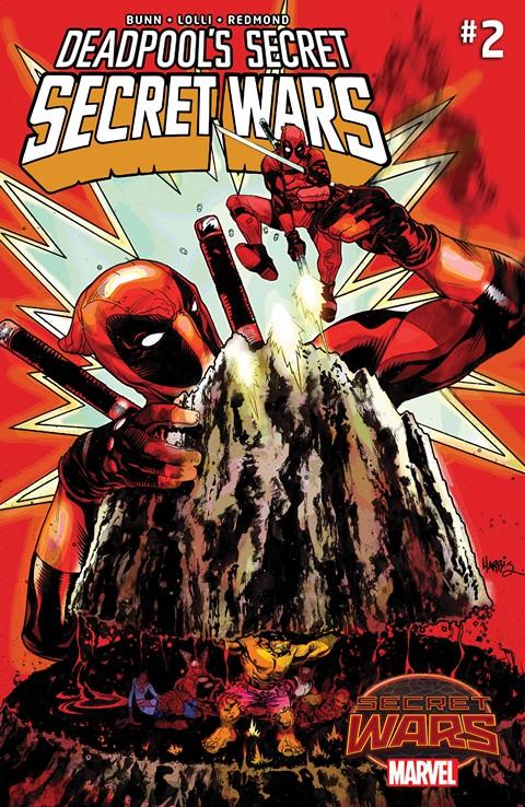 Deadpool's Secret Secret Wars #2