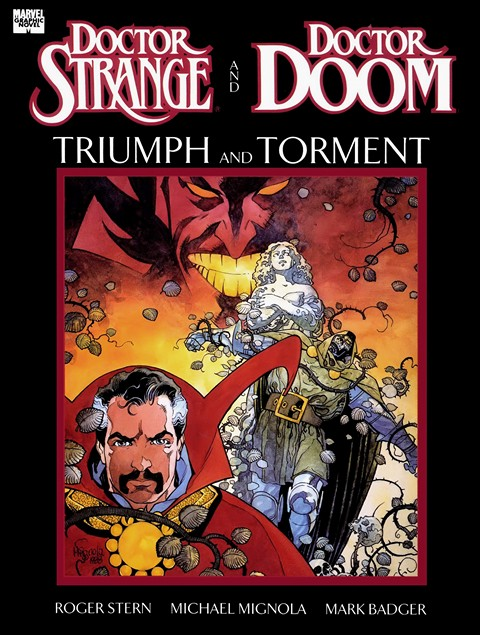 Dr. Strange and Dr. Doom Triumph and Torment (1989)