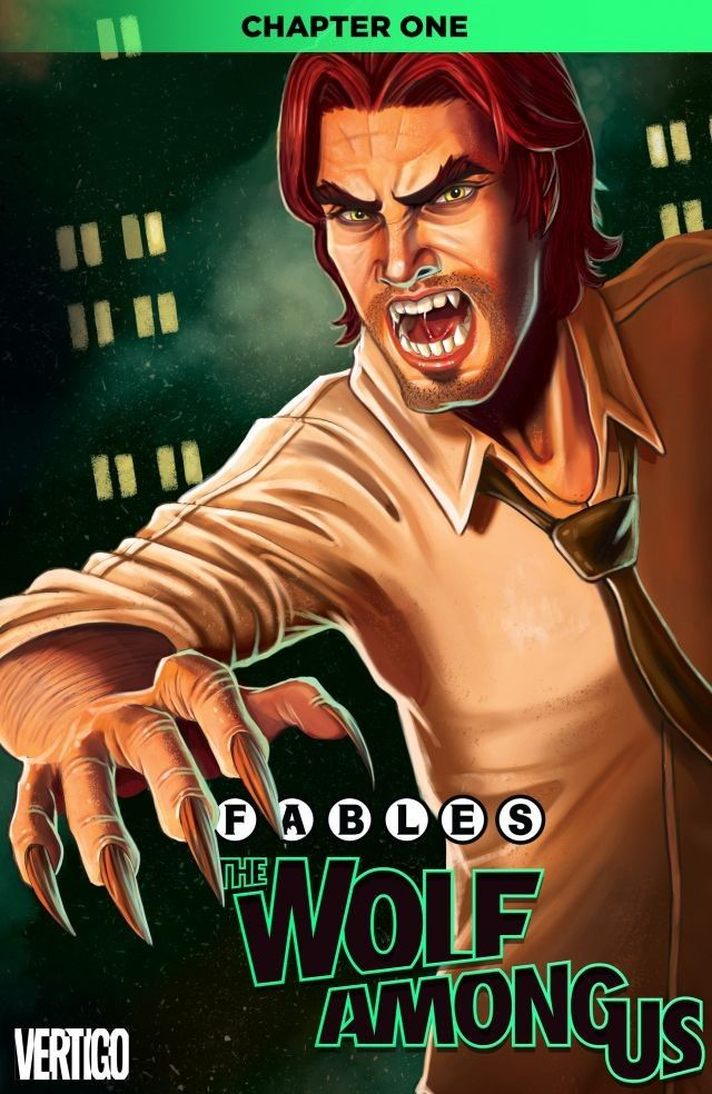 Fables – The Wolf Among Us #1 -27