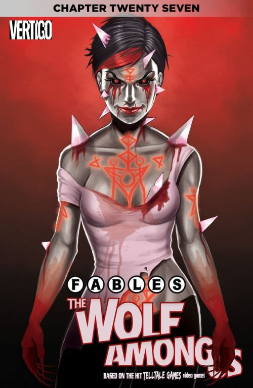 Fables – The Wolf Among Us #27