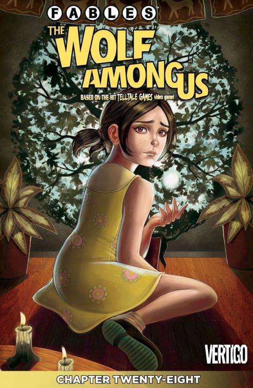 Fables – The Wolf Among Us #28