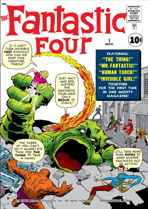 Fantastic Four (Ultimate Collection) (1961-2015)