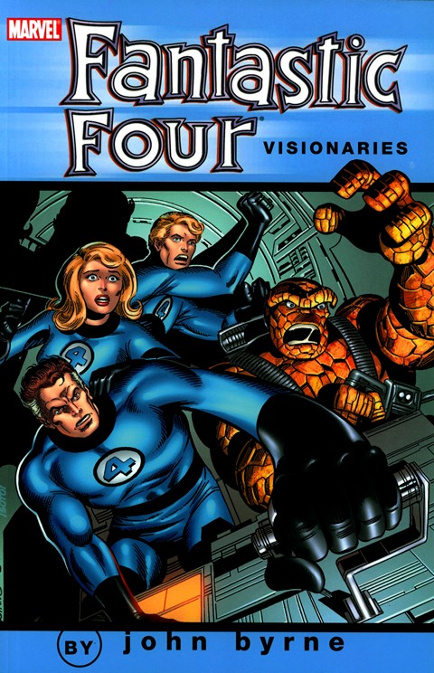 Fantastic Four Visionaries – John Byrne Vol. 0 – 8