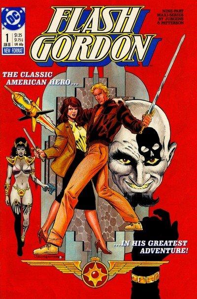 Flash Gordon #1 – 9 (1988)