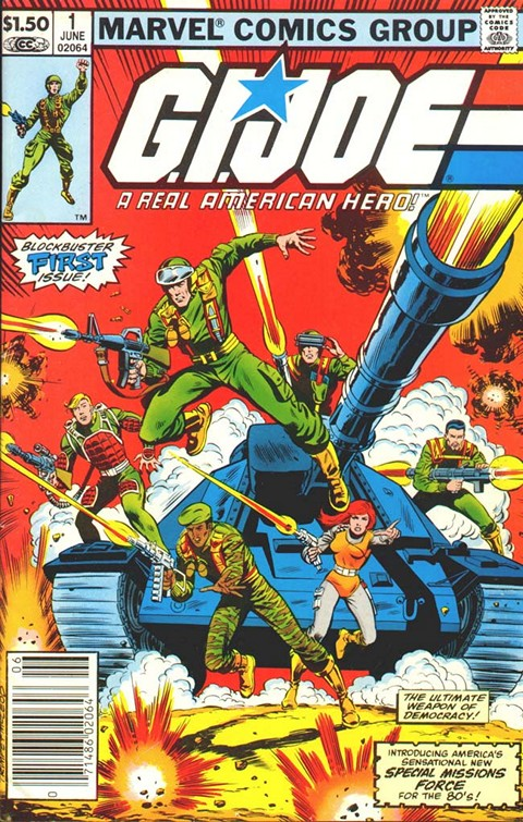 G.I. Joe (Ultimate Collection) (1982-2013)
