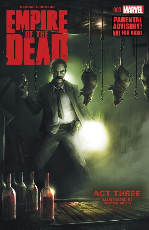 George Romero's Empire of the Dead – Act Three #3