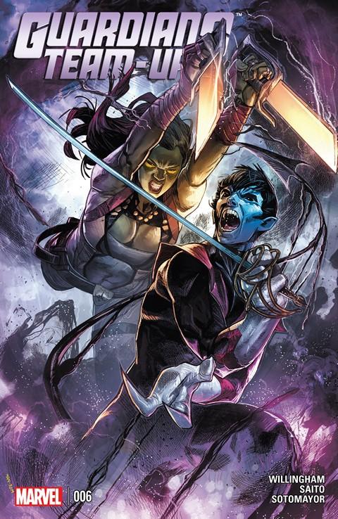 Guardians Team-Up #6
