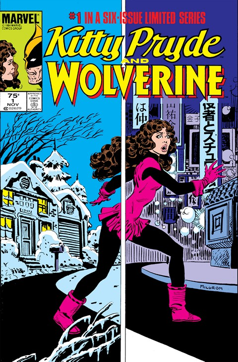 Kitty Pryde & Wolverine #1 – 6