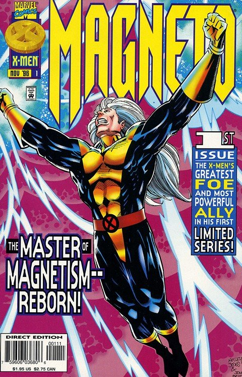 Magneto #0 – 4