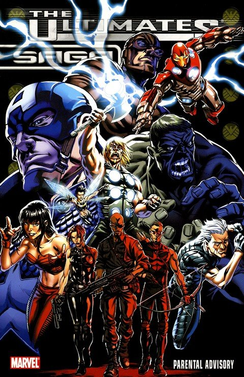 Marvel Ultimate Comics (Collection)