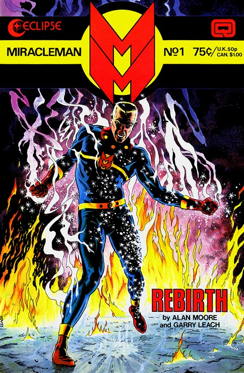 Miracleman (Collection) (1961-2016)
