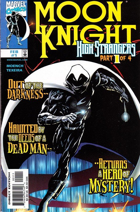 Moon Knight – High Strangers #1 – 4