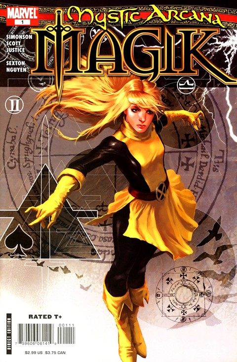 Mystic Arcana #0 – 4 (2007)