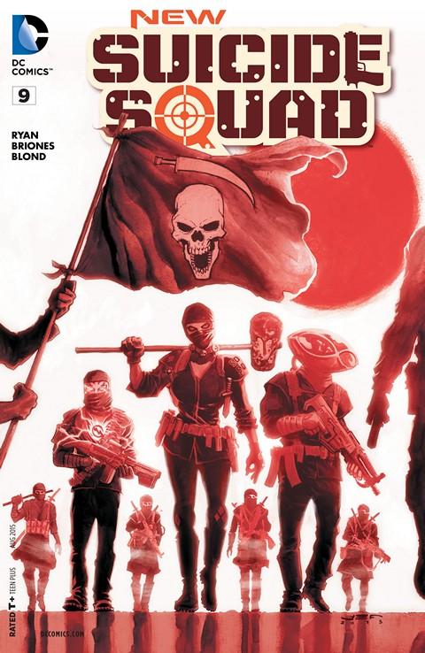 New Suicide Squad #9