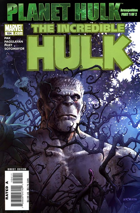 Planet Hulk Comic Pdf