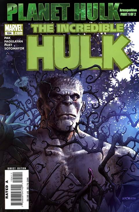 Planet Hulk (Story Arc) (2006)