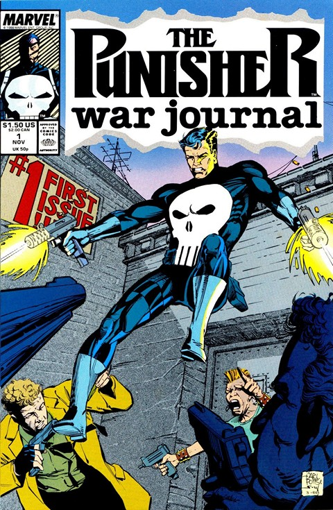 Punisher War Journal Vol. 1 #1 – 80