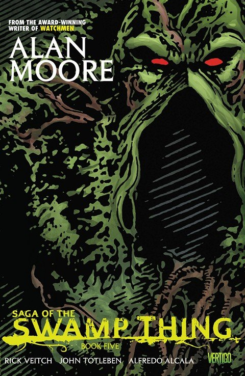 Saga of the Swamp Thing Vol. 1 – 6 (2012-2014)
