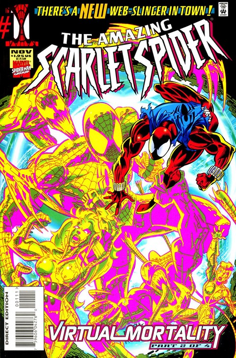 Scarlet Spider All Titles