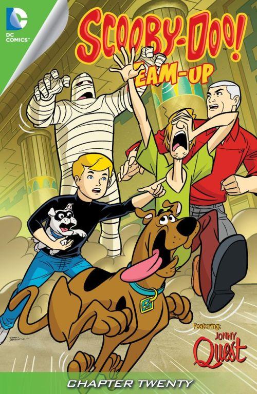 Scooby-Doo Team-Up #1 – 20 (2013-2015)