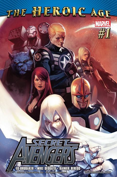 Secret Avengers Vol. 1 #1 – 37 (2010-2013)