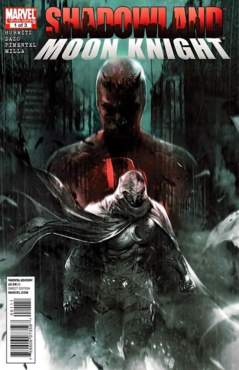 Shadowland – Moon Knight #1 – 3