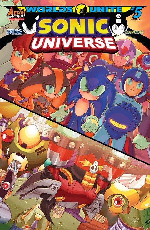 Sonic Universe #77