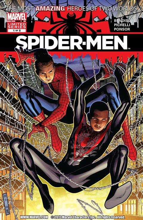 Spider-Men #1 – 5
