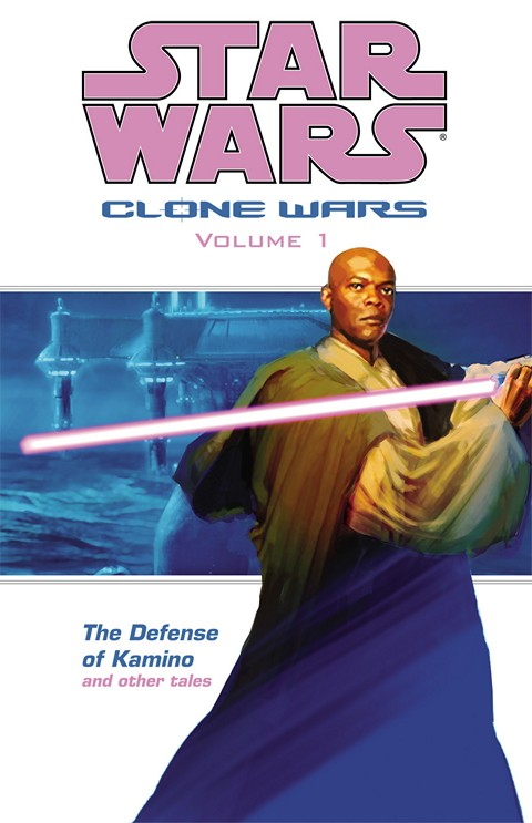 Star Wars Clone Wars (Vol. 1 – 9) TPB