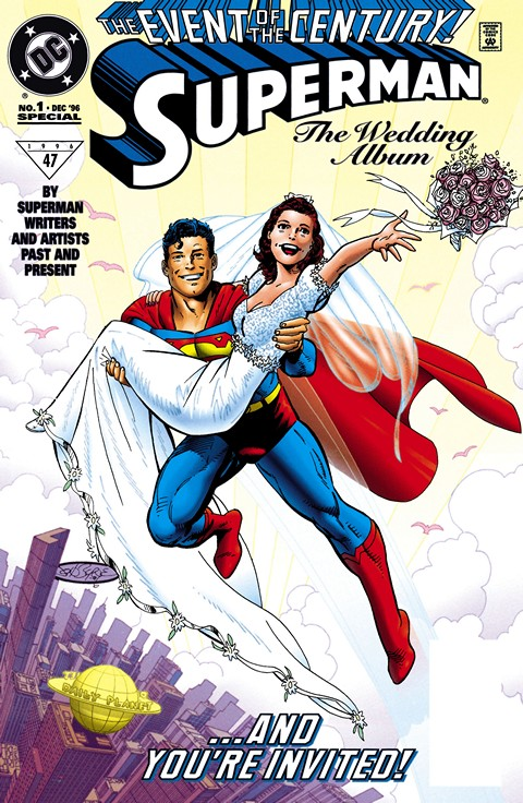 Superman – The Wedding Album #1