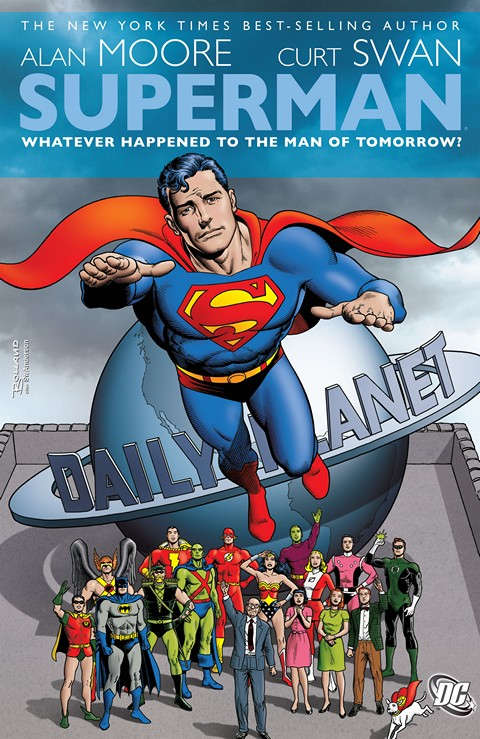 Superman – Whatever Happened to the Man of Tomorrow