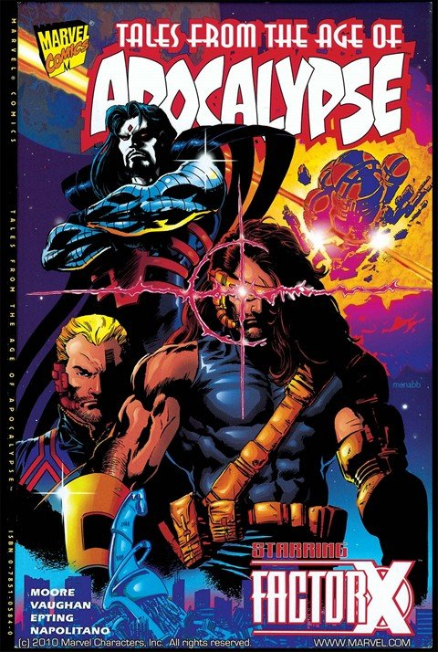 Tales from the Age of Apocalypse #1 – 2