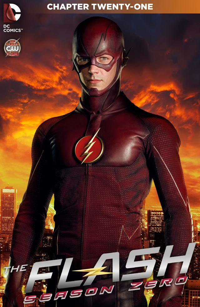 The Flash – Season Zero #21