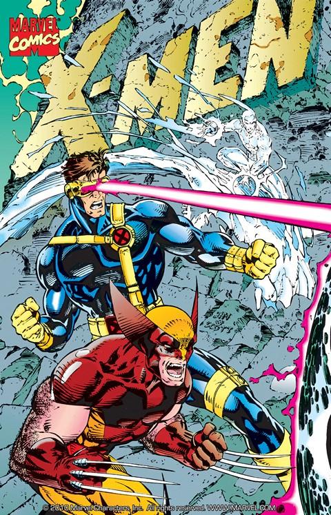 The X-Men Vol. 2 #1 – 113