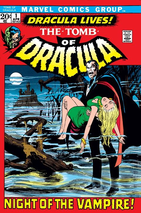 Tomb of Dracula #1 – 70