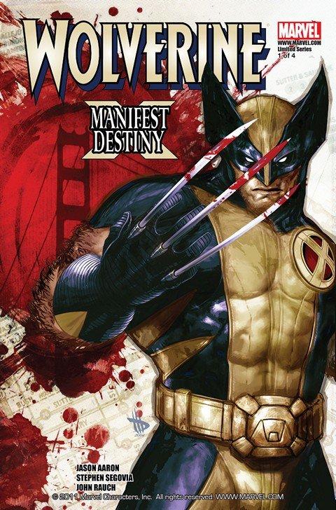 Wolverine – Manifest Destiny #1 – 4