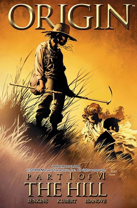 Wolverine Origin #1 – 6