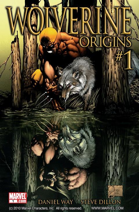 Wolverine – Origins #1 – 50