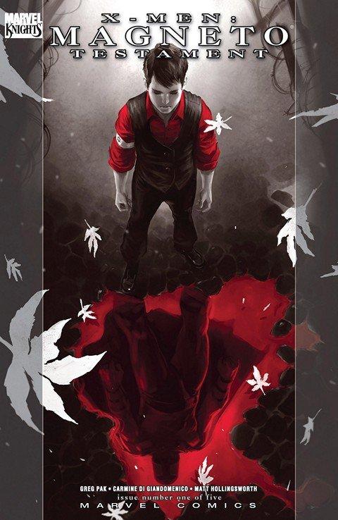 X-Men Magneto – Testament #1 – 5