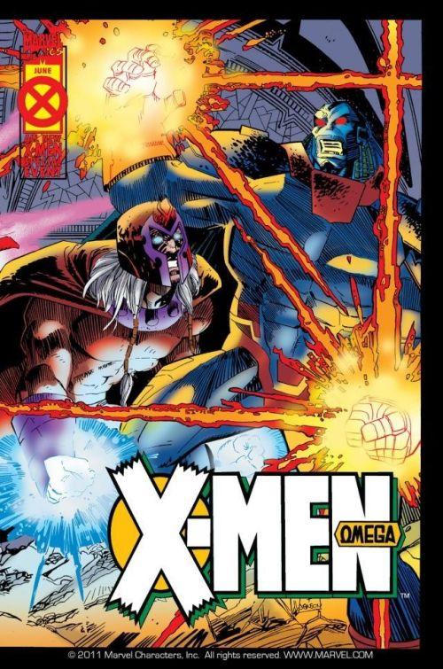 X-Men Omega #1