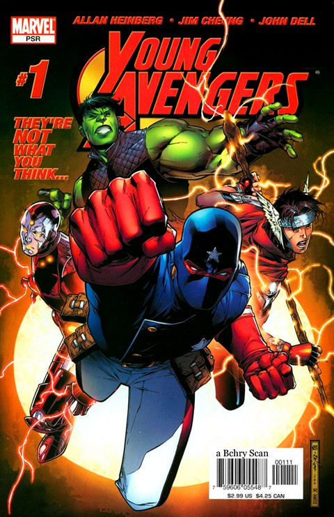Young Avengers Vol. 1 #1 – 12 + Special