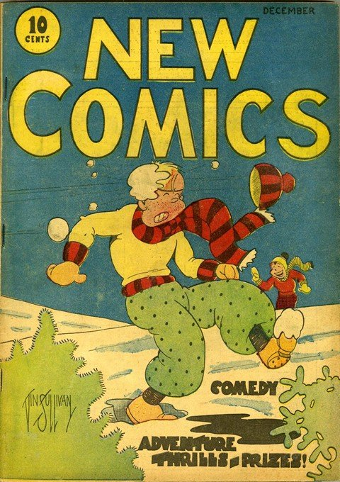 Adventure Comics #1 – 503