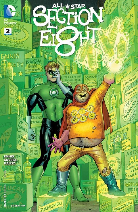 All-Star Section Eight #2