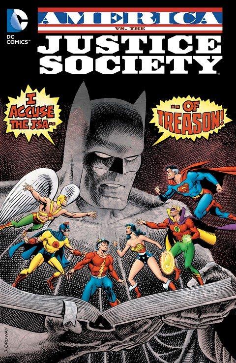 America Vs. The Justice Society (TPB)