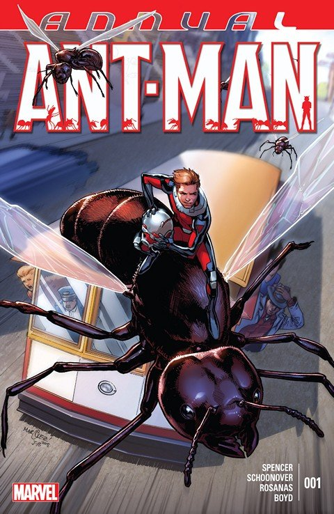 Ant-Man Annual #1