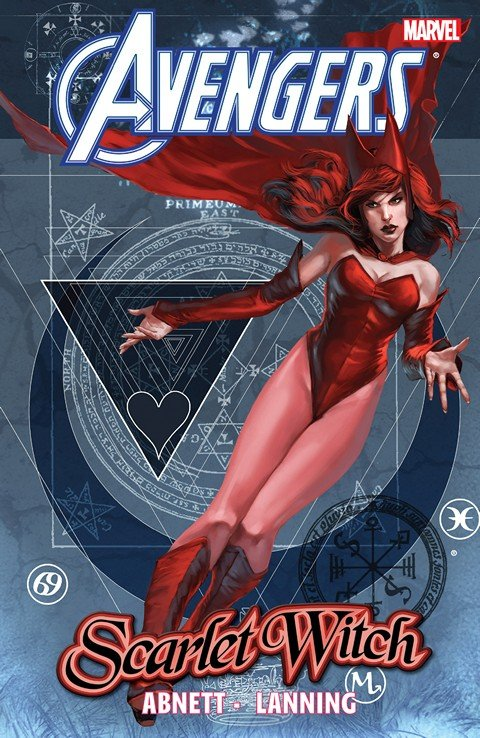 Avengers – Scarlet Witch (2015)