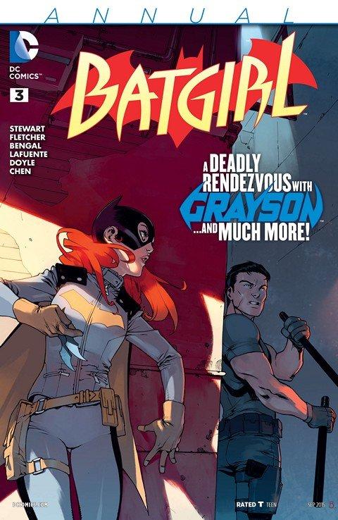 Batgirl – Annual #3