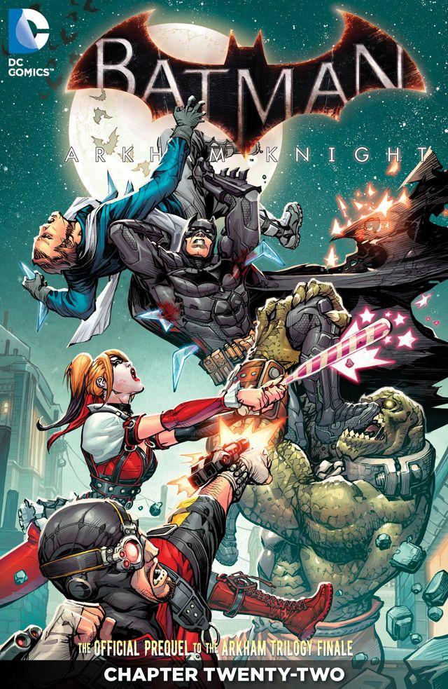 Batman – Arkham Knight #22