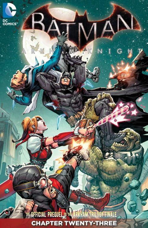 Batman – Arkham Knight #23